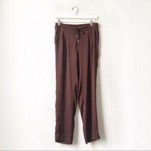 Laundry By Shelli Segal | Chocolate Dress Pants 8